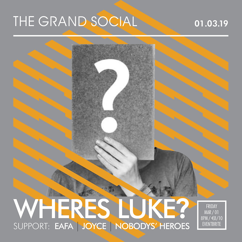 Whers Luke ?