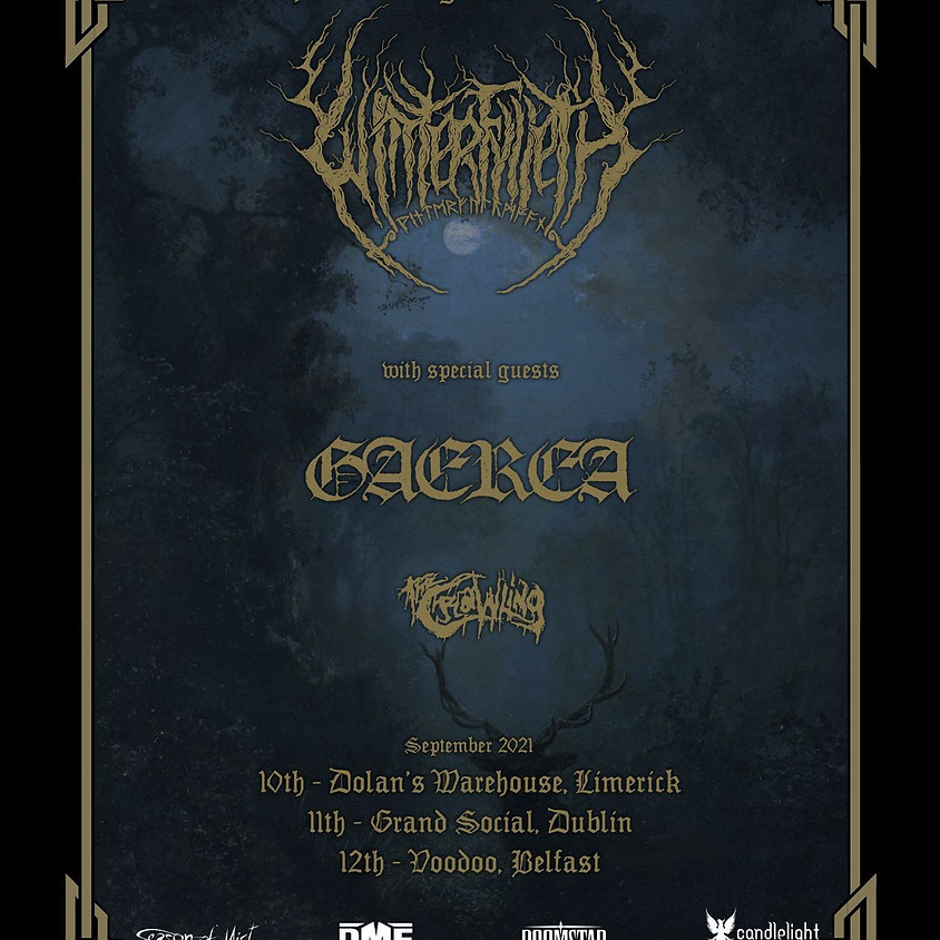 DME Promotions Presents:  Winterfylleth