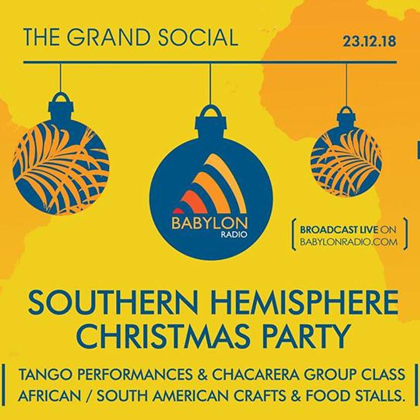 Southern Hemisphere Christmas Party