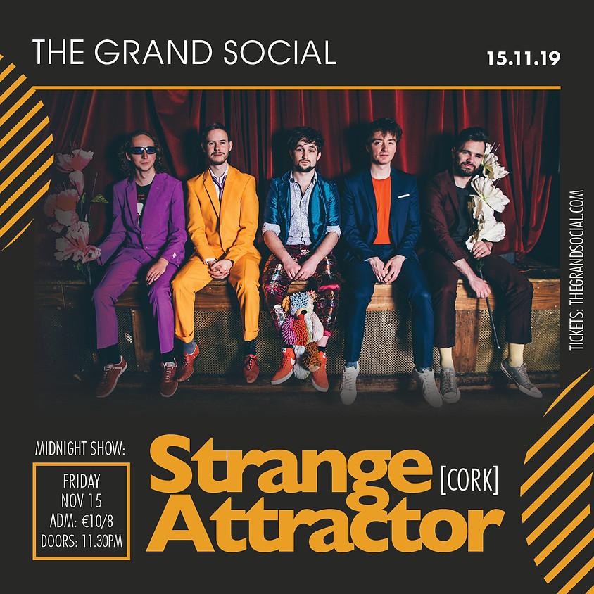 Strange Attractor - Midnight show