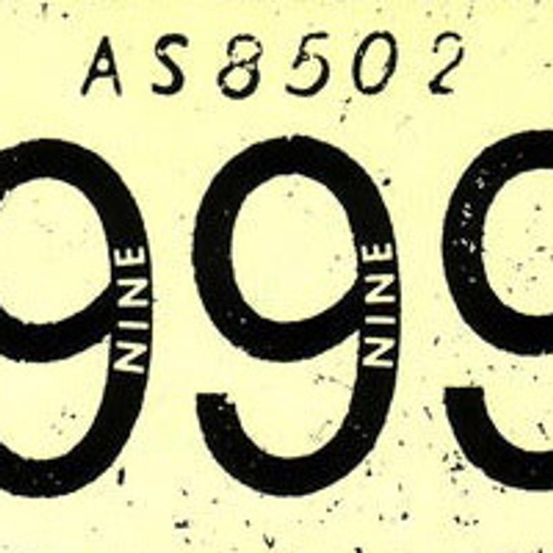 999 + MENACE  + The Lechers