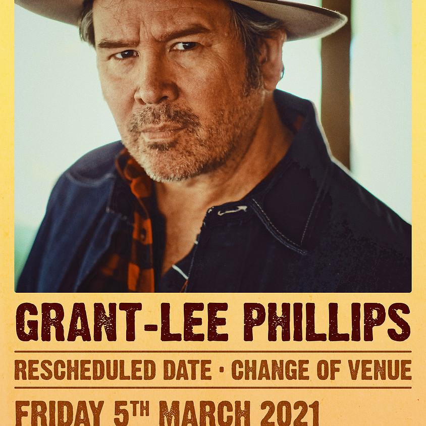 Grant-Lee Phillip Rescheduled