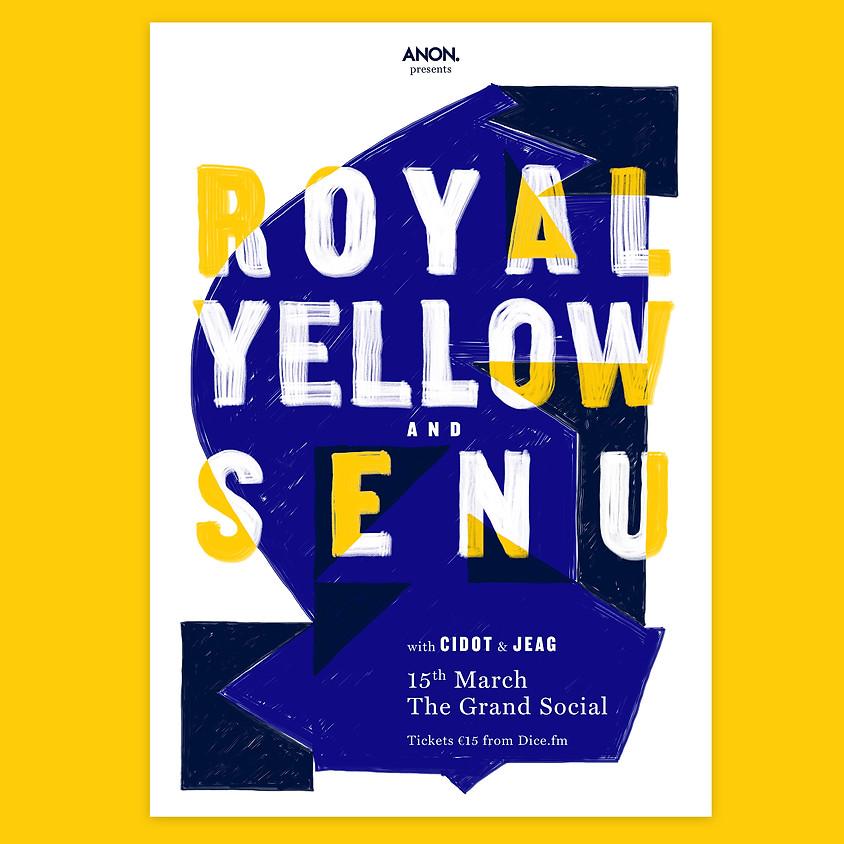 Royal Yellow & SENU.