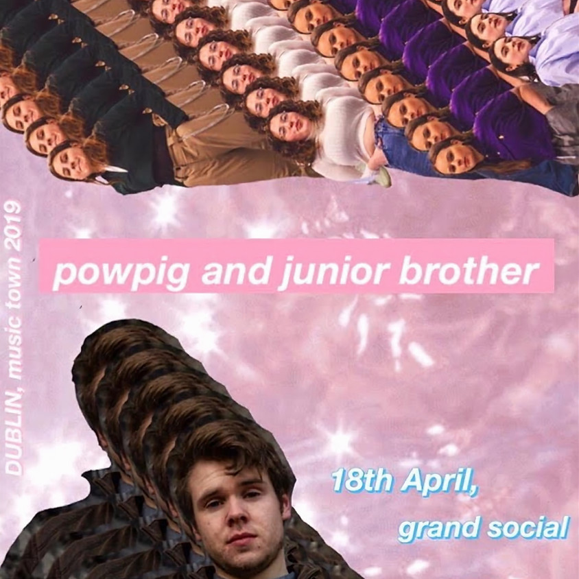 Musictown Presents Junior Brother + Powpig