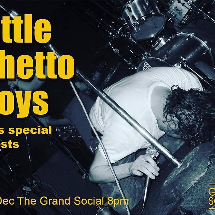 'Little Ghetto Boys' Reunite!