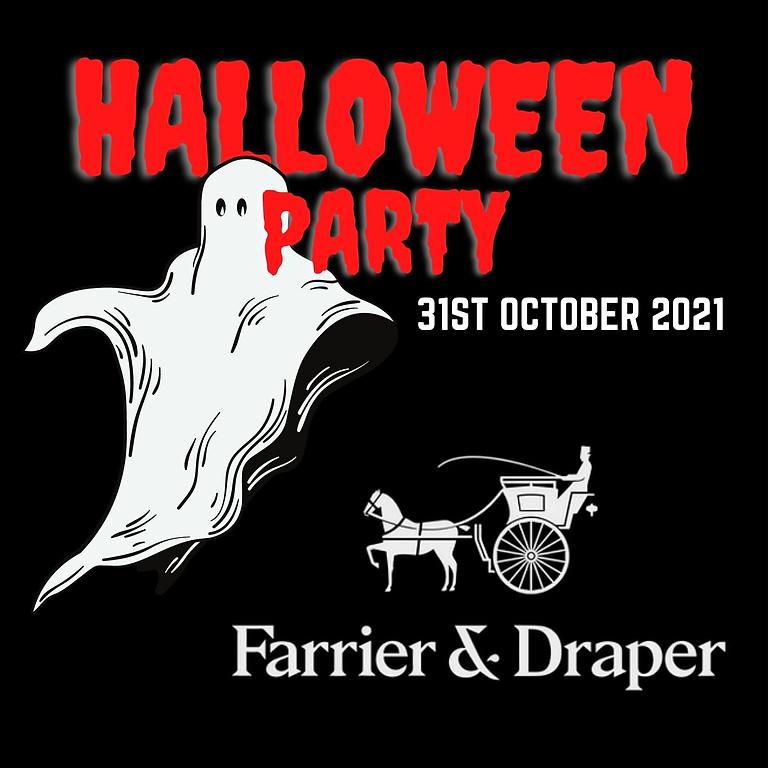 Halloween @ Farrier & Draper