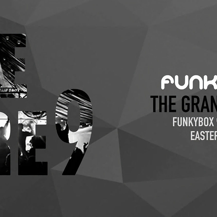Funky Box - We Are 9 - Easter Sunday