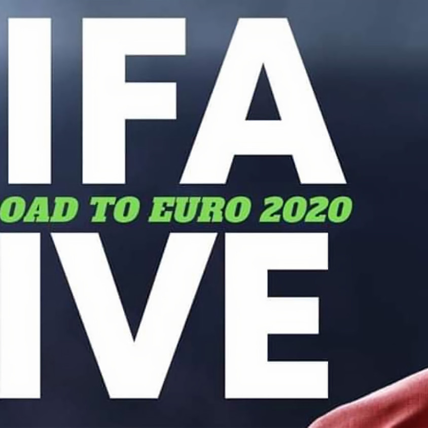 FIFA: The Road to Euro 2020 Live at the Grand Social in Dublin. CANCELD
