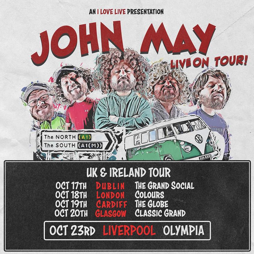 John May LIVE