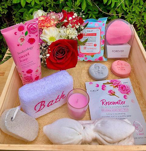 Spring Flowers box