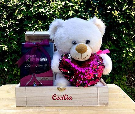 Teddy & Chocolates Box