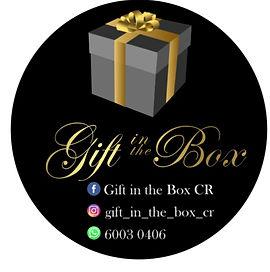 Logo Gift in the Box
