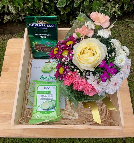Green Field Box
