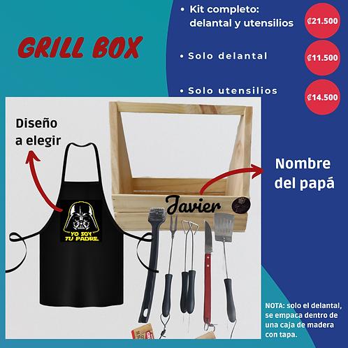Grill Box