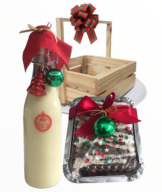 Caja navideña 7
