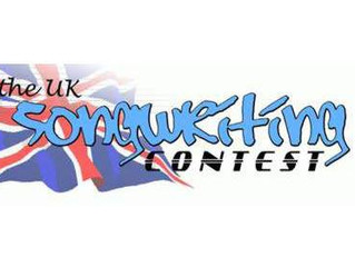 UK SONGWRITING CONTEST WINNER!!