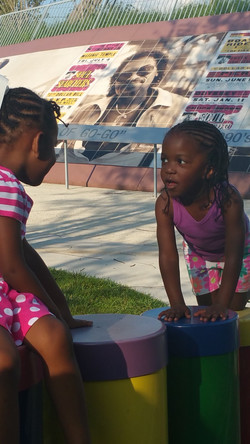 Two Ayanna's Place Children