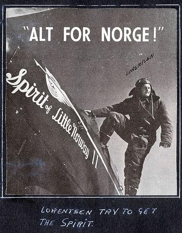 Lorentsen Little Norway
