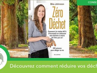 """Livre """"Zéro déchet"""" de Bea Johnson"""