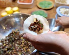 たかきび餃子料理教室