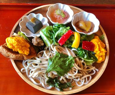 平田麺ランチプレート