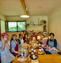 料理教室試食会