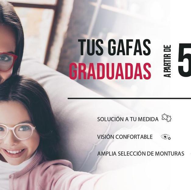 gafas graduadas 59 €