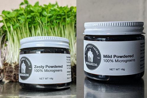 Combo Pack, Mild & Zesty - The Original Powdered Microgreens™
