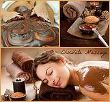 massaggio cioccolato olistico