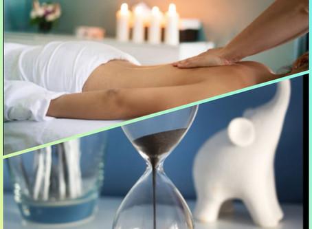Quanto dovrebbe durare il Massaggio Olistico?