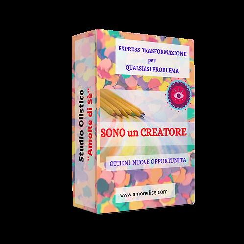 """Pratica Trasformazione """"Sono un Creatore"""""""