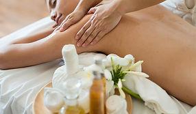 Massaggio Svedese Olistico