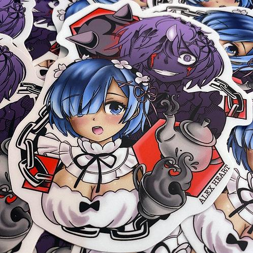 Rem Sticker