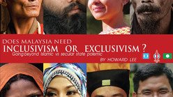 Secular vs religious; inclusivism vs exclusivism