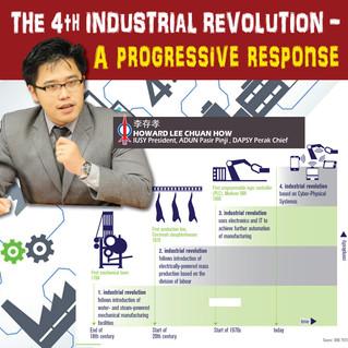 The 4th Industrial Revolution; A Progressive Response