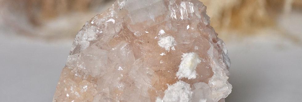 Pink Apophyllite + Mordenite