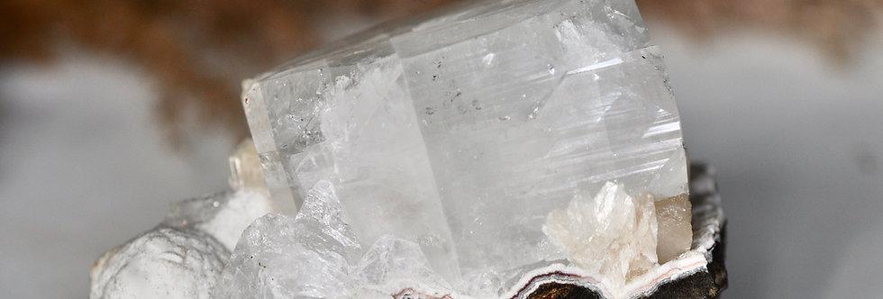 Cubic Apophyllite