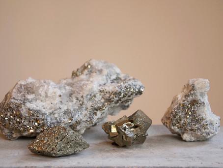 Choosing  the   P E R F E C T   Crystal