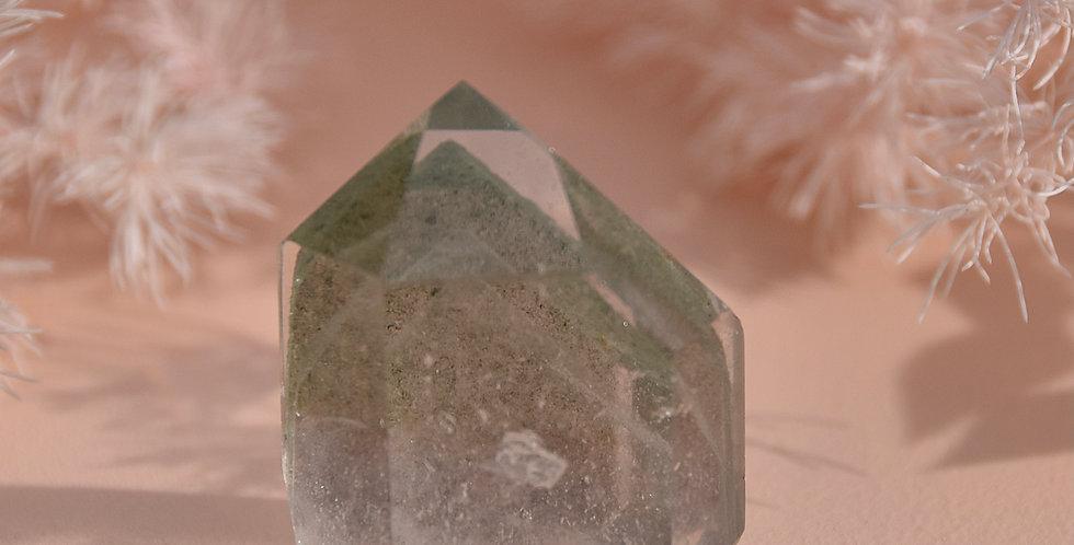 Green Chlorite Phantom Quartz