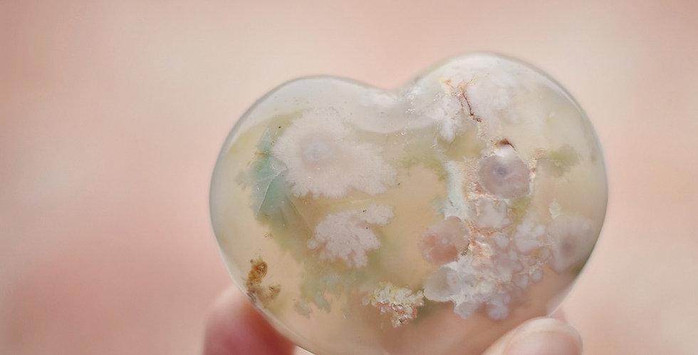 Flower Agate