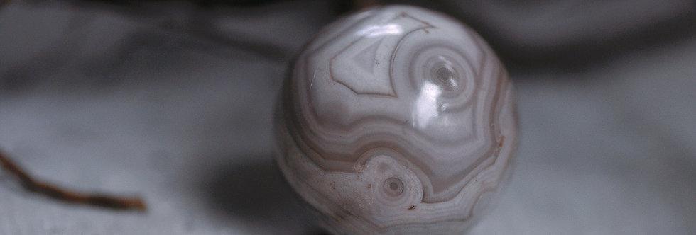 Botswana Agate Sphere
