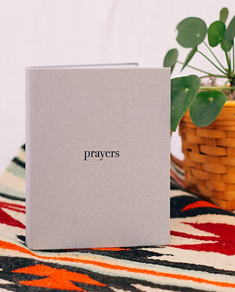 Prayer Binder
