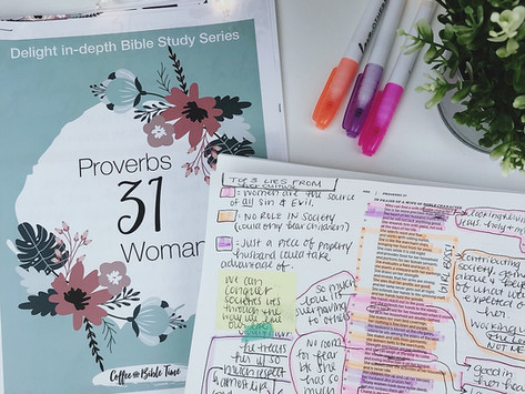 How did the Proverbs 31 Woman fight the LIES of her Culture? In-Depth Bible Study