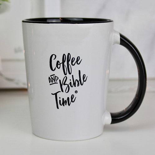 Coffee and Bible Time Mug