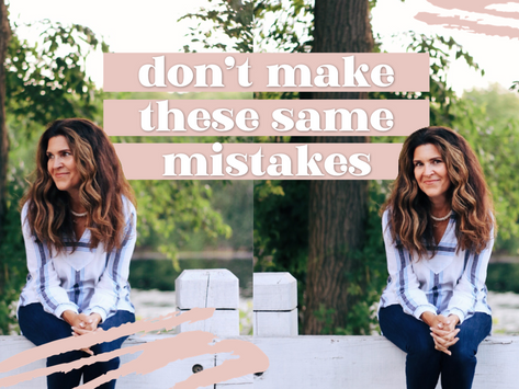 10 Things I Would Tell My 20-Something Self