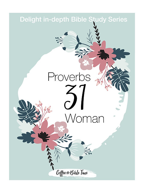 photo relating to Printable Bible Study Guides named Proverbs 31 Girl In just-Element Bible Examine Direct Printable