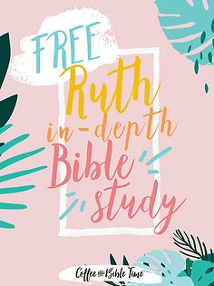 Ruth In-Depth Bible Study