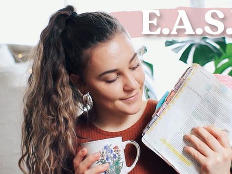 E.A.S.Y. Bible Study Method - Matthew 11