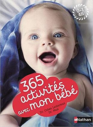 365 Activities Avec Mon Bebe (FR)
