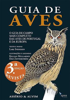 Guia de Aves - O guia mais completo das aves de Portugal e da Europa